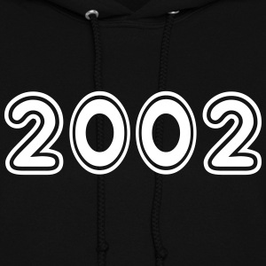 2002, Numbers, Year, Year Of Birth Hoodies - Women's Hoodie