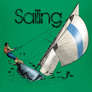 sailing Baby & Toddler Shirts - Toddler Premium T-Shirt