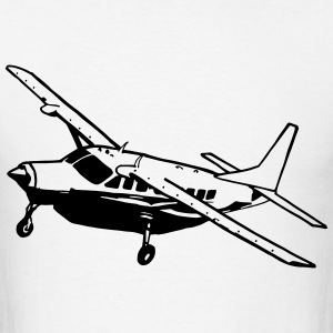 Cessna Caravan Bird Dog - Men's T-Shirt