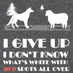 Wolf & Sheep Riddle T-Shirts - Women's T-Shirt