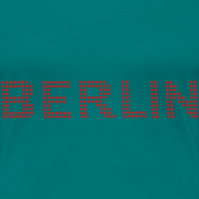 BERLIN dots-font