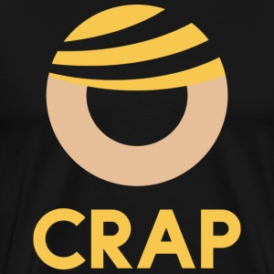 O_Crap-Trump - Men's Premium T-Shirt