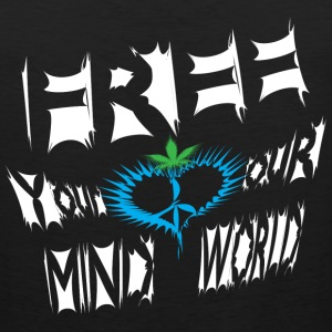 Free Mind Free World Sportswear - Men's Premium Tank