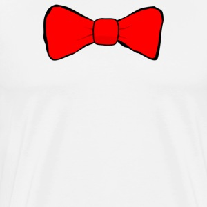 Bow Tie - Men's Premium T-Shirt
