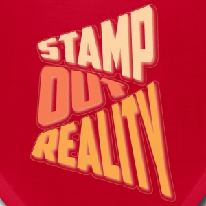 Stamp out Reality Caps - Bandana