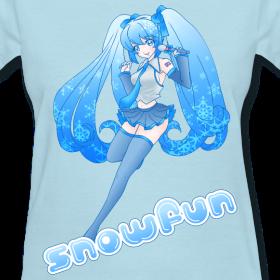 Design ~ Snow Miku Shirt