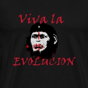 Viva la Evolucion - Men's Premium T-Shirt
