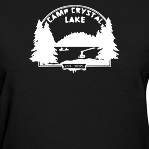 Camp Crystal Lake - Women's T-Shirt