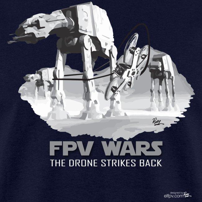 FPV WARS - Drones Strike Back (mens)