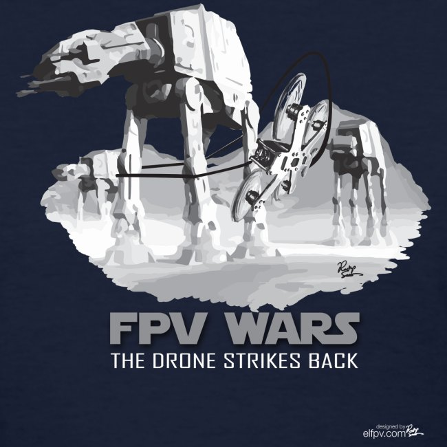FPV WARS - Drones Strike Back (womens)