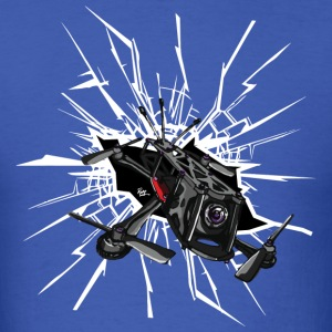 Drone Crash T-Shirts - Men's T-Shirt