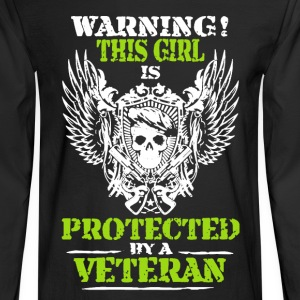 Veteran Shirt - Men's Long Sleeve T-Shirt
