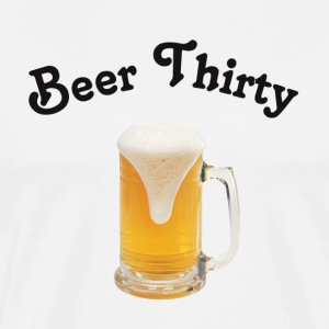 Beer Thirty - Men's Premium T-Shirt