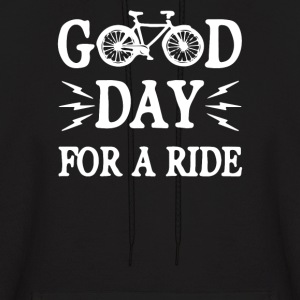 Good Day For A Ride - Men's Hoodie