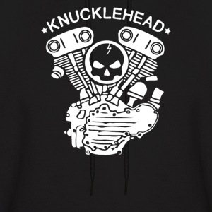 Knucklehead Engine - Men's Hoodie
