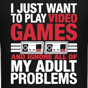 Play Video Games Shirt - Crewneck Sweatshirt