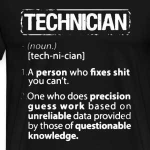 Technician Shirt - Men's Premium T-Shirt