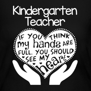 Kindergarten Teacher  - Women's Long Sleeve Jersey T-Shirt