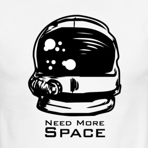 need more space - Men's Ringer T-Shirt