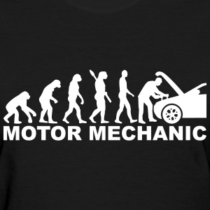 Motor mechanic T-Shirts - Women's T-Shirt