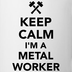 Metal worker Mugs & Drinkware - Coffee/Tea Mug