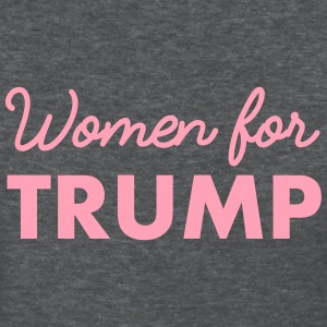 Women For Trump - Women's T-Shirt