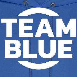 Team Blue Hoodies - Men's Hoodie
