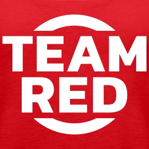 Team Red Tanks - Women's Premium Tank Top
