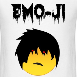 Emo-Ji - Men's T-Shirt