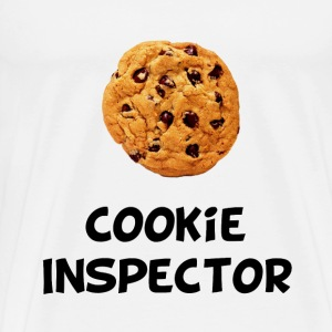 Cookie Inspector - Men's Premium T-Shirt