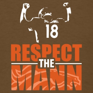 respect the MAN - Men's T-Shirt
