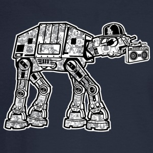 AT-AT Star Wars Beat Boy Long Sleeve Shirts - Men's Long Sleeve T-Shirt
