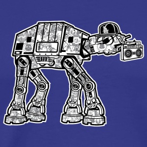 AT-AT Star Wars Beat Boy T-Shirts - Men's Premium T-Shirt