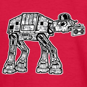 AT-AT Star Wars Beat Boy Kids' Shirts - Kids' Long Sleeve T-Shirt