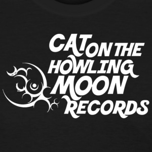 Cat on the Howling Moon logo (shirt) T-Shirts - Women's T-Shirt