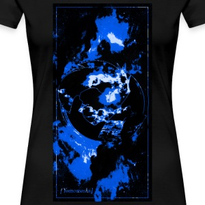 Y - Blue - Women's Premium T-Shirt