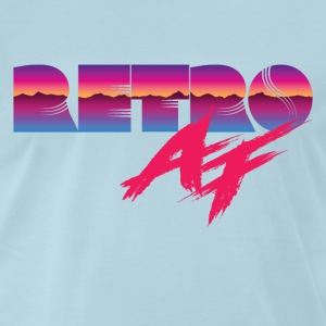 Retro AF Tee - Men's Premium T-Shirt