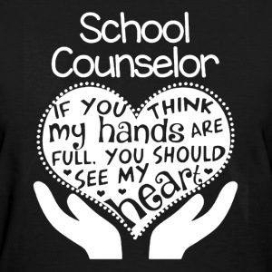 School Counselor Shirt - Women's T-Shirt