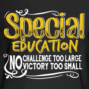 Special Education Shirt - Men's Long Sleeve T-Shirt