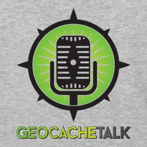 Geocache Talk - Baseball T-Shirt