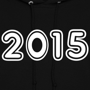 2015, Numbers, Year, Year Of Birth Hoodies - Women's Hoodie