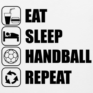 EAT SLEEP HANDBALL Sportswear - Men's Premium Tank