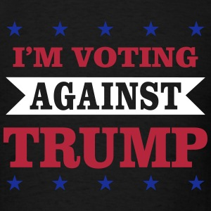Im Voting Against Trump T-Shirts - Men's T-Shirt