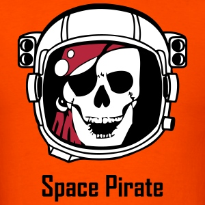 Space Pirate T-Shirts - Men's T-Shirt