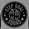 Step Goal Squad #1 Design - Plus Sized - Women's Premium T-Shirt