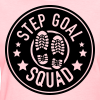 Step Goal Squad #1 Design - Women's T-Shirt