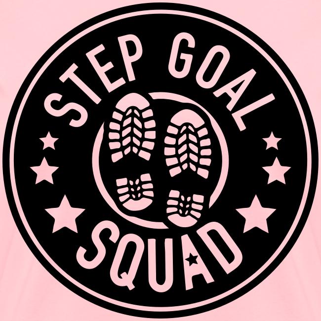 Step Goal Squad #1 Design