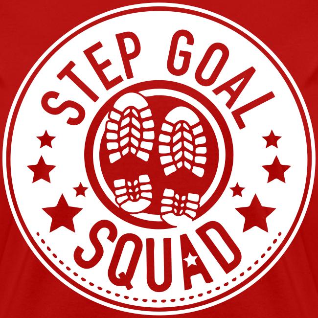 Step Goal Squad #1 Reverse Design