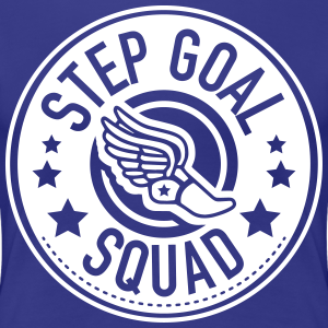 Step Goal Squad #1 Rev