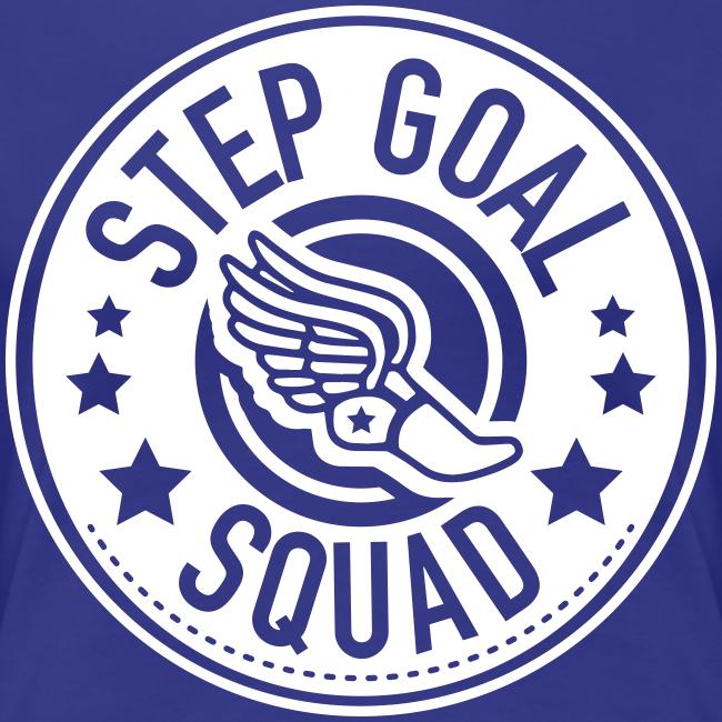 Step Goal Squad #2 Reverse Design - Plus Sized